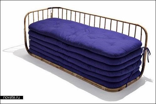 *Семейный диван* We Are Family от дизайнеров Claus Molgaard и Ole Jensen