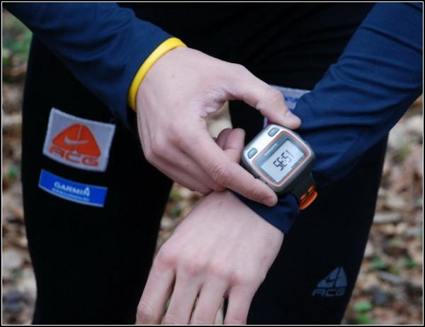 Спортивные часы от Garmin