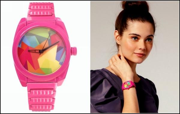 Часы Firetrap от дизайнера Kate Moross