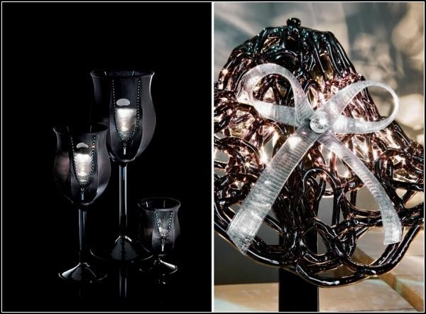 Нарядные светильники Feminine Table Lamps
