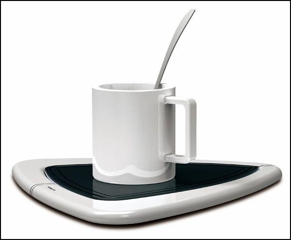 The Folding Iron, концепт для погладить и согреть