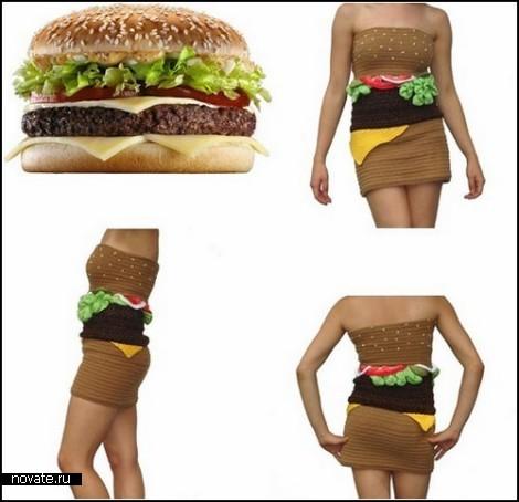 Еда, от которой не полнеют. Обзор искусственной еды от дизайнеров