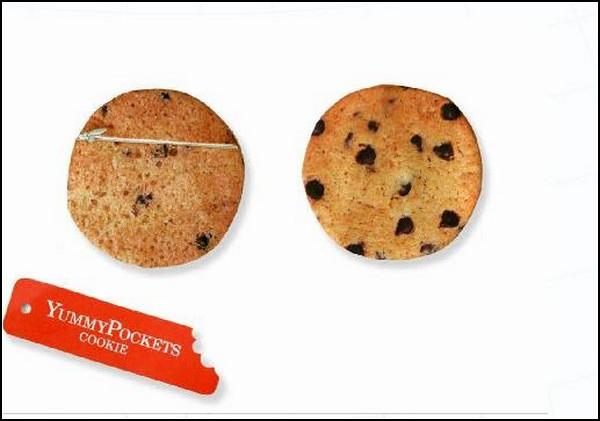 Креативные дизайнерские кошельки-блюда Yummy Pockets