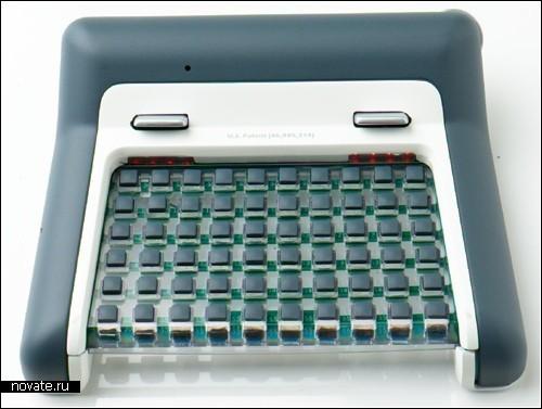 Клавиатура шиворот навыворот