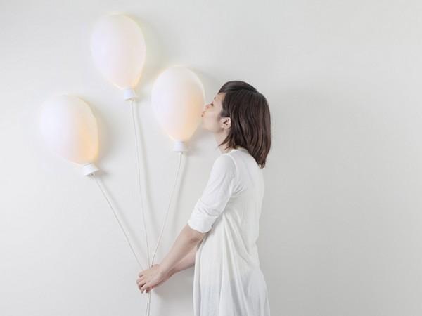 Детский прикольный светильник Balloon X LAMP