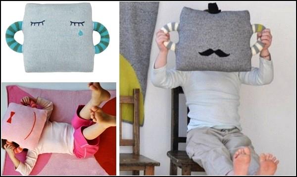 Hold Me Tight Pillows, серия детских *обнимательных* подушек