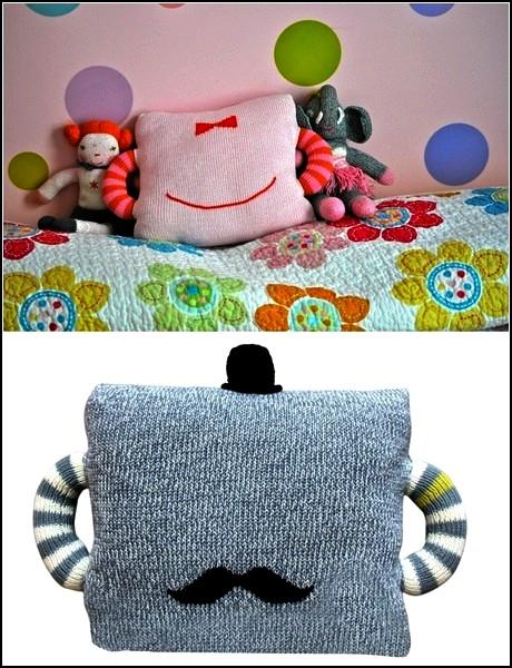 Hold Me Tight Pillows, обнимательные подушки от BlaBla Kids