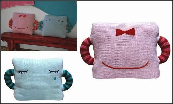 Hold Me Tight Pillows, детские подушки для ночных объятий