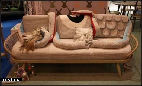Любвеобильный диван Sofa So Good от Amelie Labarthe