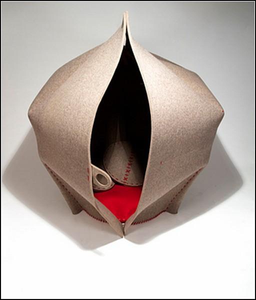 Кресло-кокон Hush. Тем, кто жаждет тишина