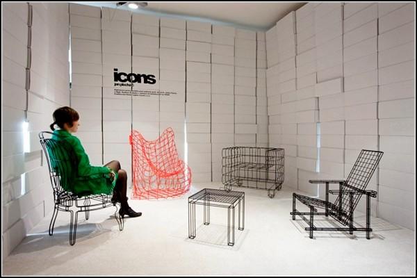 Icons Chairs от Яна Плечака (Jan Plechac)