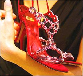 Самая дорогая обувь