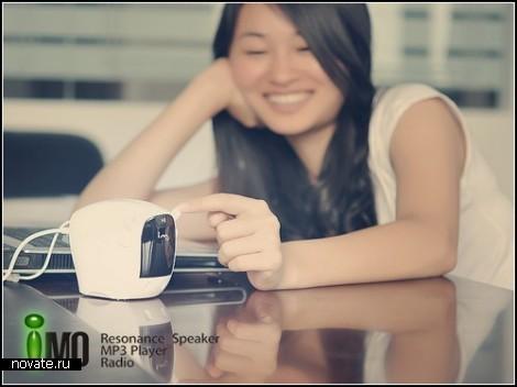 I-mo - кавайный проекционный плейер от китайцев