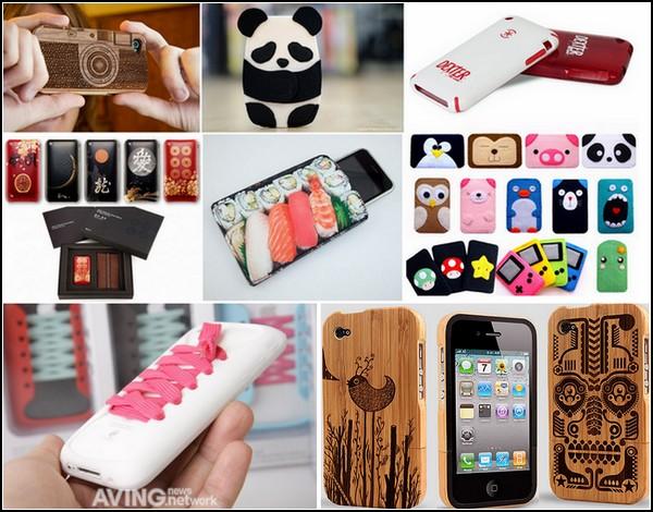 Обзор дизайнерских чехлов для iPhone, часть 2
