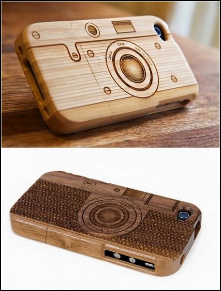 Чехлы для iPhone в виде фотоаппарата