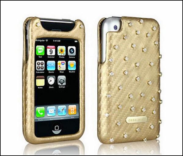 Самый дорогой чехол для iPhone, украшенный настоящими бриллиантами