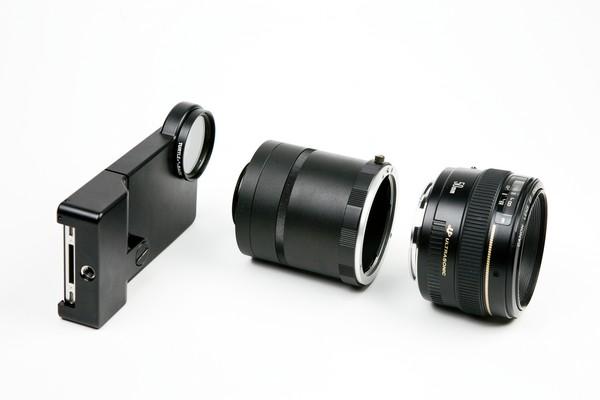 Чехол-переходник  iPhone 4 SLR Mount для объективов от зеркалки