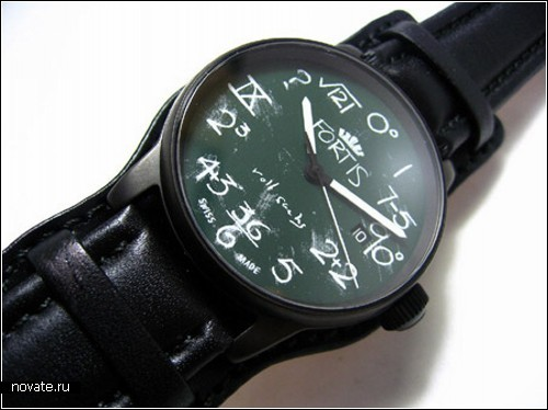 Часы для обладателей повышеного IQ