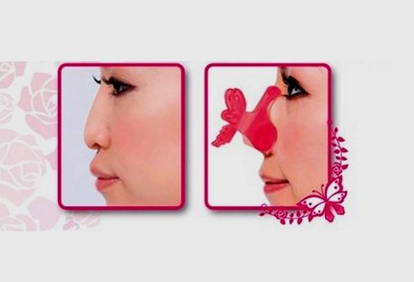 Nose roll как сделать
