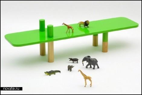 Зоомебель от Рюи Алвеса (Rui Alves)