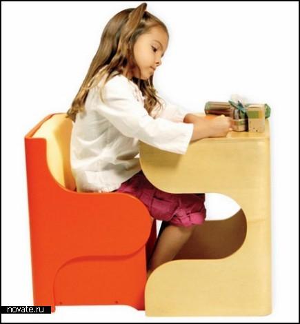 Обзор креативных столиков для детского творчества
