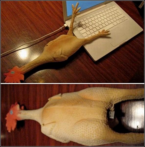 Флешка-курица