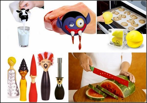 Обзор, как все говорят, сомых, как заведено выражаться, уникальных кухонных инструментов