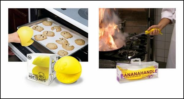 Захватка-банан и захватка-pacman
