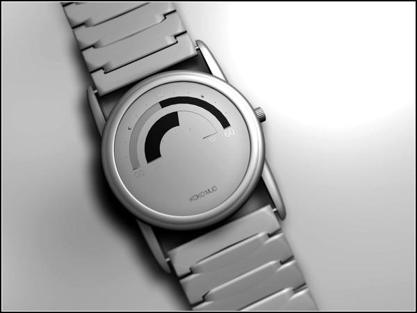 Часы-*спидометр* Koko Muo