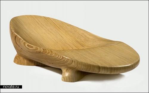 Лесная мебель от Юлии Крантц
