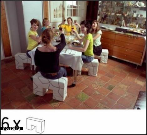 Мебель-конструктор La Linea