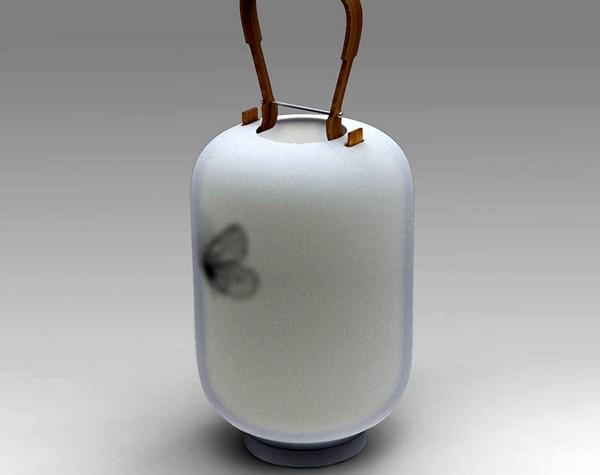 Светодиодный фонарь-ночник Lantern для компании Yii