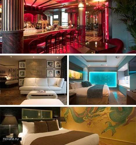 Эдинбургский Le Monde Hotel. Путешествие вокруг света, не выходя из отеля