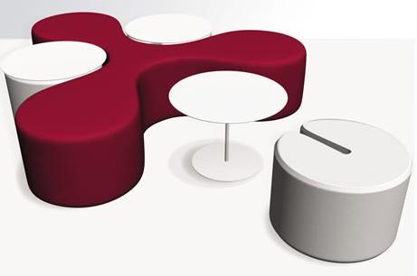 Мебель-молекула