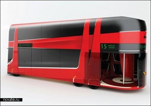 Лондонский концептуальный омнибус FreightBUS