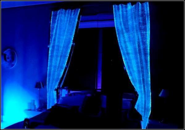 Luminous Fabric, светящаяся ткань от LumiGram