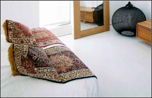 Magic Carpet. Из ненужного ковра в оригинальное сидение
