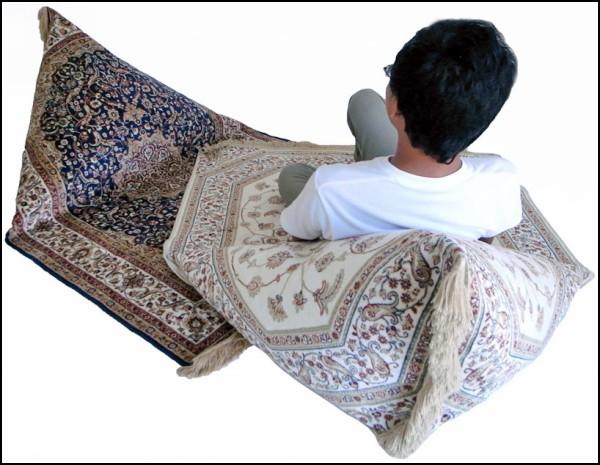 Коврик-сидение Magic Carpet от Натана Йонга