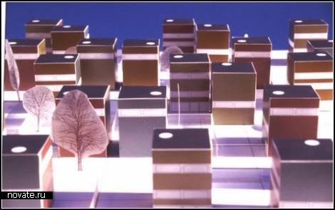 Архитектура: Квартиры россыпью. Жилой комплекс Maria Sofia от Wilhelmson Arkitekter