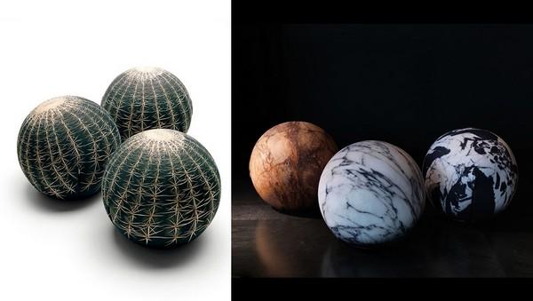 Дизайнерские кактусы для сидения от Maurizio Galante