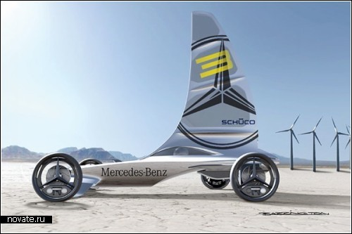 От Формулы-1 к Формуле-0: Mercedes-Benz Forumla Zero