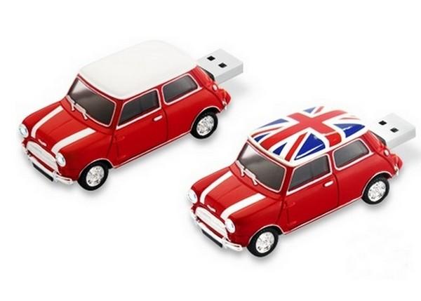 Mini Cooper, оригинальная автомобильная флешка