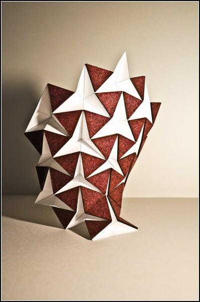 Складывай, как хочешь. Оригами-лампа Miyo Lamp
