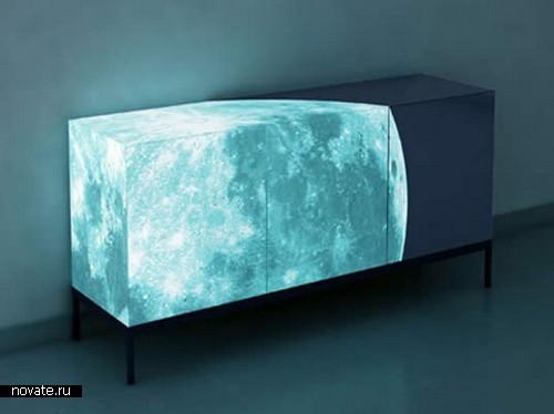 Личная луна в частной квартире