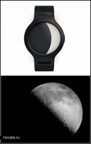 Часы Moonwatch покажут не только время, но и фазу луны