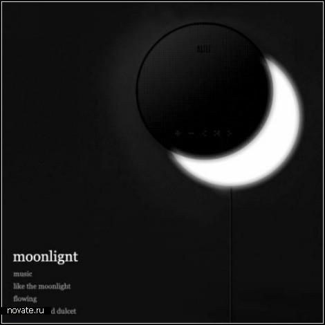 Лампа-ночник Moonlight