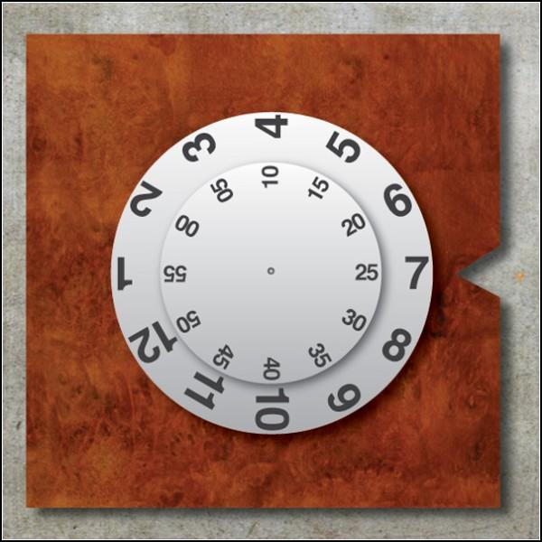 Редизайн часов от Pushkar Ingale