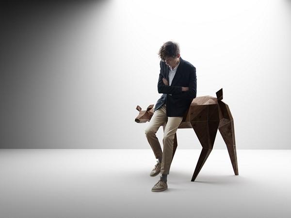 Olenishka chair, концептуальный стул или футуристическая скульптура от Niazique