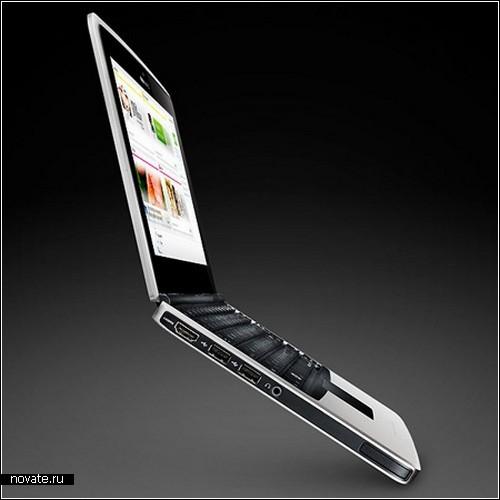 Первый 3G нетбук от компании Nokia