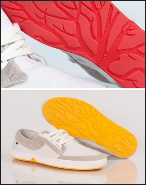 Экологически чистые кроссовки Virgin Collection